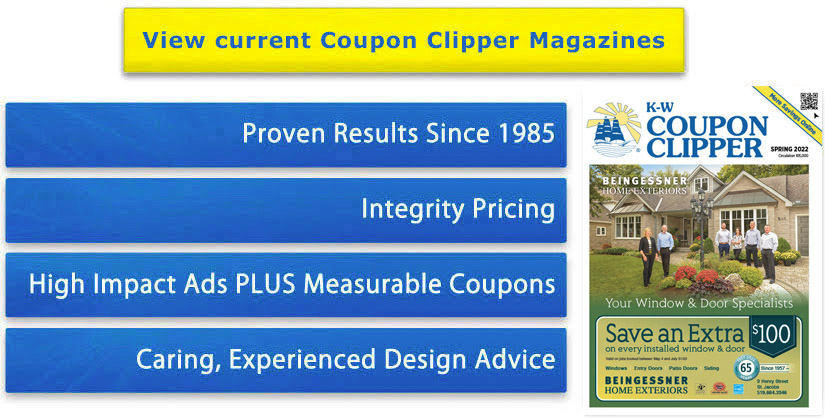 Cambridge coupons clippers