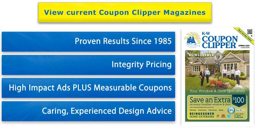 cambridge coupon clipper 2019